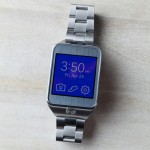 Samsung Gear 2 Stainless Steel