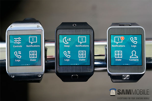 Tizen Galaxy Gear