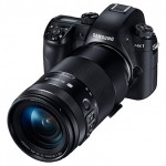 Samsung unveils NX1 with 4K video recording support