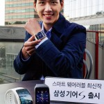 Samsung announces Gear S for South Korea