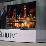 Samsung unveils SUHD TV with Tizen