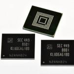 128GB UFS memory