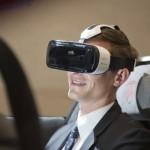 Gear VR Lamborghini Huracan driving experience