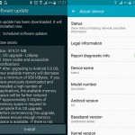 Samsung starts rolling out Lollipop update for Galaxy S5 in India
