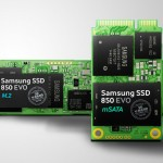 Samsung unveils 850 EVO M.2 and mSATA SSDs for ultrathin PCs