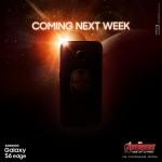 Samsung to release Galaxy S6 edge Iron Man edition next week thumbnail