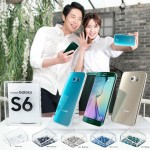 Blue Topaz, Green Emerald for Galaxy S6, Galaxy S6 edge colours now available thumbnail