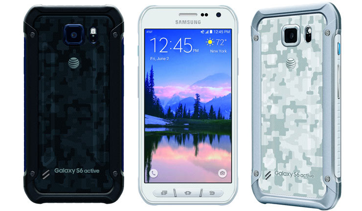 At Amp T Announces Samsung Galaxy S6 Active Sammy Hub