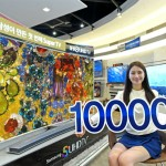 Samsung sells 10,000 units of SUHD TVs in South Korea