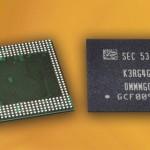 Samsung mass produces 12Gb LPDDR4 RAM thumbnail