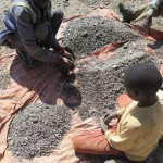 Samsung, Apple are accused of using cobalt mined by child labourers