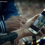 Samsung video confirms water resistance in Galaxy S7