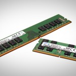 Samsung mass produces 10nm DDR4 RAM thumbnail