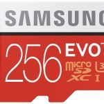 Samsung's 256GB microSD cards get a price in India