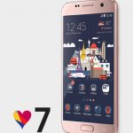 Samsung unveils Galaxy S7 Asiana phone in South Korea
