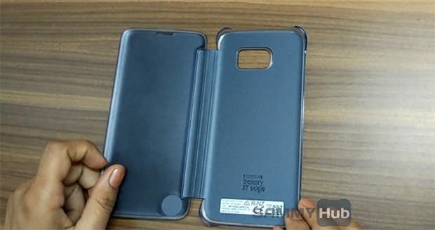 Galaxy S7 edge Clear View