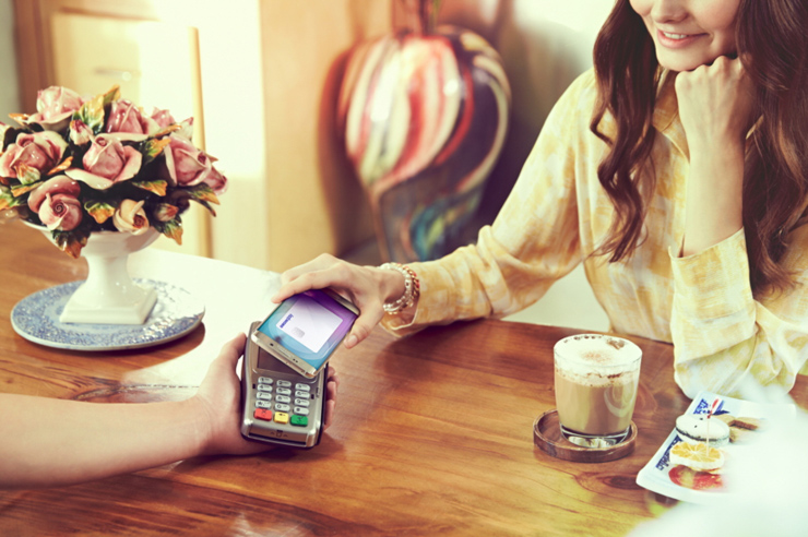 Samsung Pay expands to four new markets