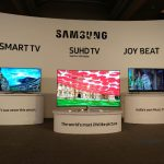 Samsung introduces new TV models in SUHD, Smart TV and Joy Beat range thumbnail