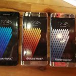 Galaxy Note7 appears in live pictures thumbnail