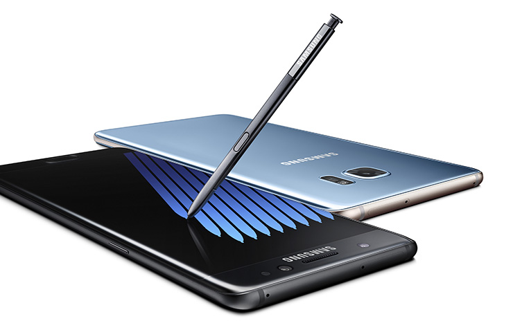 Samsung will disable charging for Galaxy Note7 devices