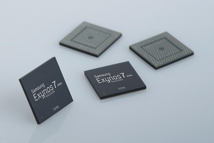 Samsung creates a 14nm FinFET Application Processor for