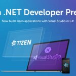 Tizen gains .NET support, will enable devs to build apps in C#