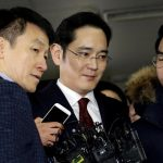Samsung heir freed from prison after successful appeal