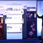 Samsung introduces refrigerator that can run on solar power