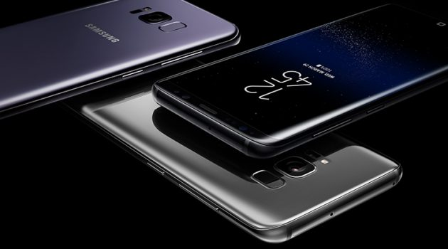 Galaxy S8, Galaxy S8+ now available