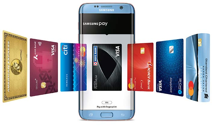 Samsung officially launches Samsung Pay service in India