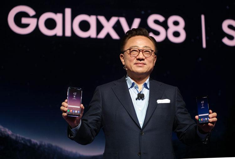 DJ Koh Galaxy S8