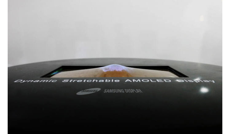 Samsung Stretchable Display