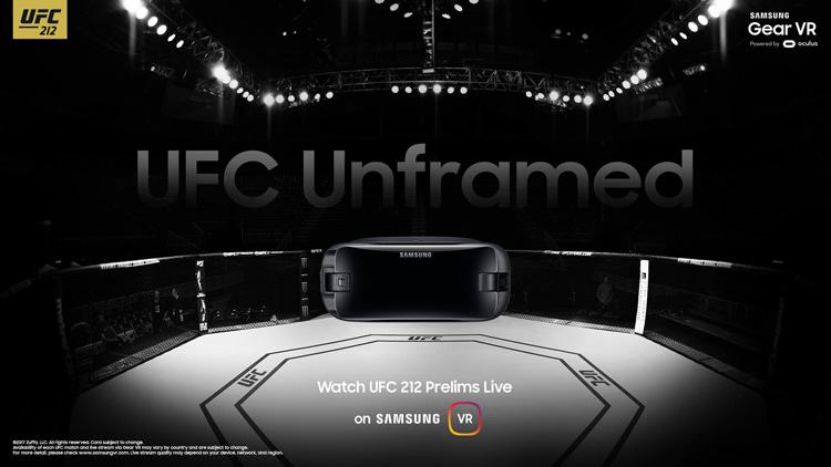 UFC Live VR