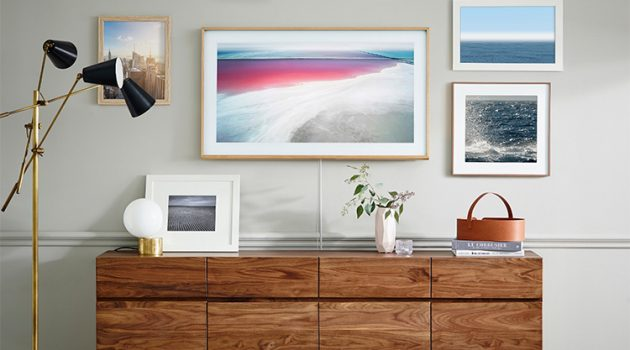 The Frame TV goes on sale in US this weekend