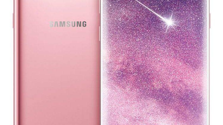 Samsung announces Pink Galaxy S8+ in Taiwan
