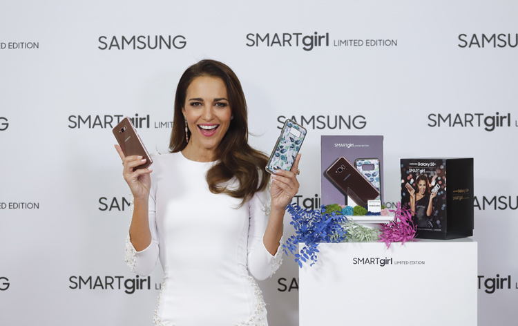 SMARTgirl Limited Edition Samsung Galaxy S8 Plus