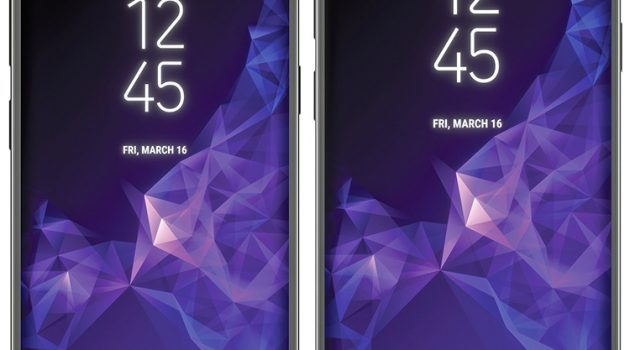 Samsung leaks Galaxy S9 official product video