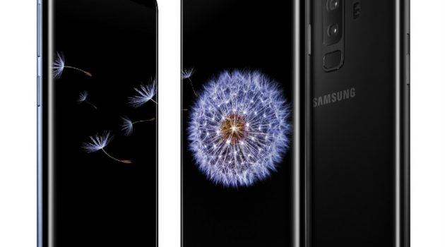 Samsung unveils Galaxy S9, S9+