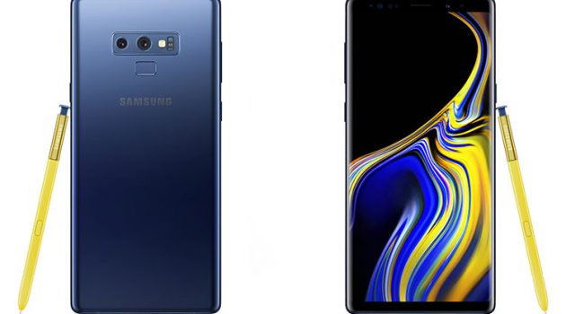 Galaxy Note9 is priced from Rs. 67,900 as Samsung starts pre-booking