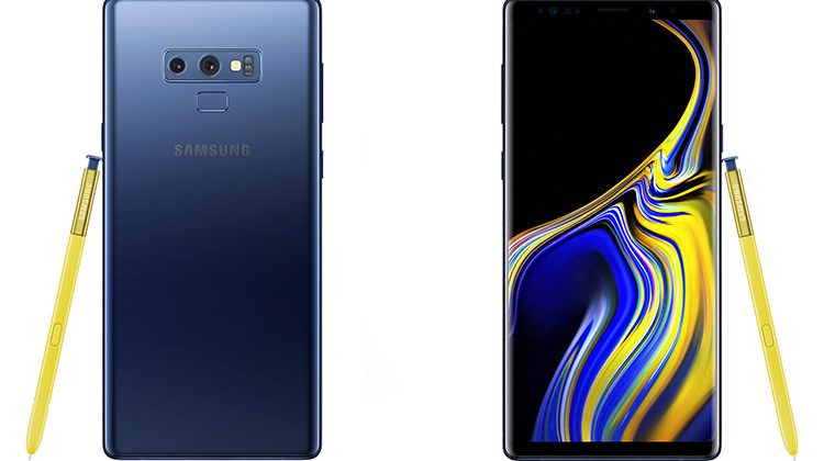 DisplayMate certifies Galaxy Note9 screen with A+ grade