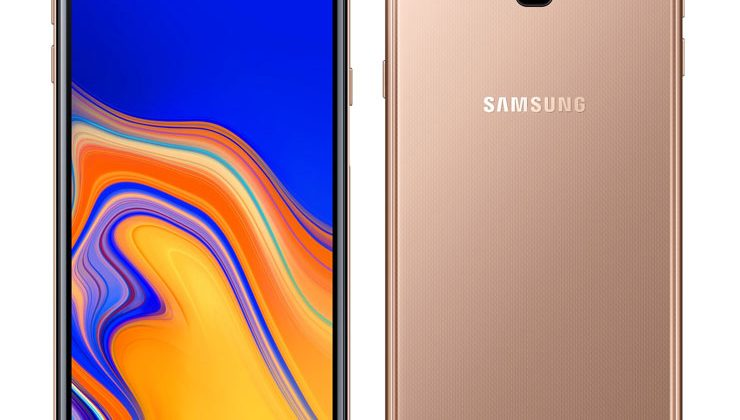 Samsung extends J-series with J6+ and J4+ smartphones