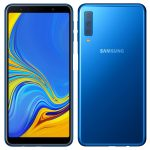 Galaxy A7 2018 Blue