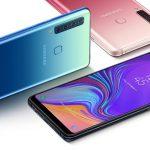 Samsung debuts Galaxy A9 with four rear cameras