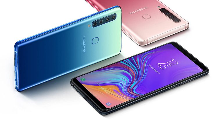 Samsung debuts Galaxy A9 with four rear cameras