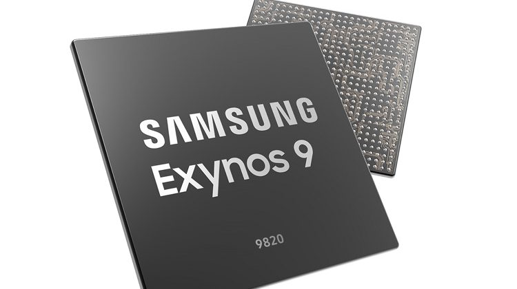 Samsung unveils Exynos 9820 with integrated NPU