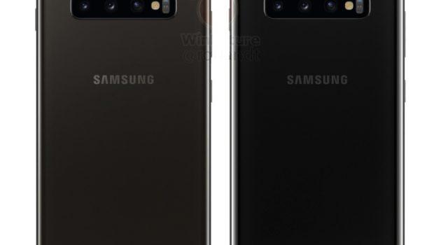 Samsung Galaxy S10, Galaxy S10+