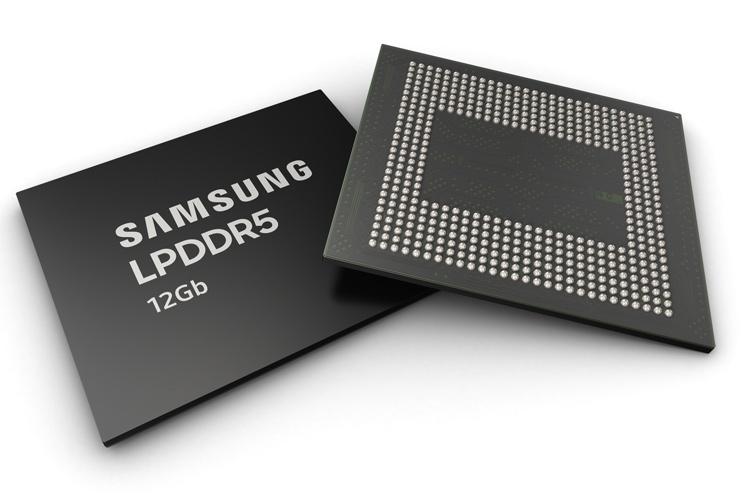 12Gb LPDDR5 DRAM