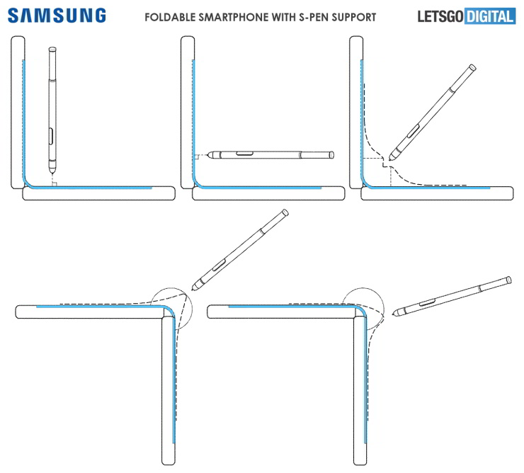 galaxy-note-fold-s pen