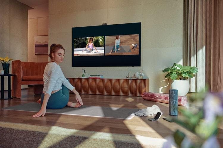Samsung Health Smart Trainer