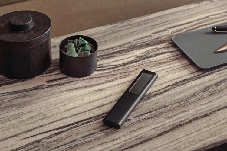 Samsung solar-powered TV remote